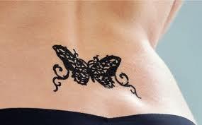tatuaż brokatowy